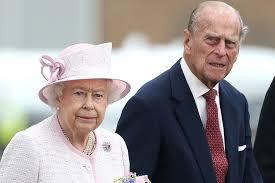 Queen Elizabeth by Queen Elizabeth And Prince Philip Cancel Annual Christmas Trip Due