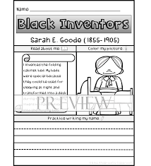 coloring download black inventors coloring pages black history