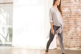 maternity activewear maternity activewear with a supportive belly band built in