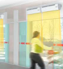Mitsubishi Electric Air Curtains Shop Air Curtain All Architecture And Design Manufacturers Videos