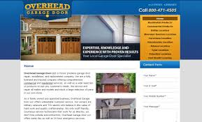 Overhead Garage Door Llc Overhead Garage Door Llc
