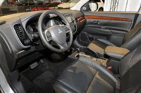 mitsubishi outlander 7 seater la auto show 2014 mitsubishi outlander unveiled comes as a