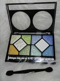 Eyeshadow Qianyu jual eyeshadow 10 warna pigmented tegas qianyu nafc nekonyan