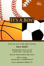 baby shower sports invitations 47 best sports birthday ideas images on pinterest birthday ideas