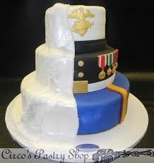 marine wedding cakes wedding cake ideas