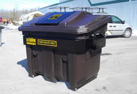 cpr 3000 o organic waste container
