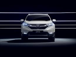 New Honda Crv Diesel Euro Spec 2018 Honda Cr V Hybrid Concept Ditches Diesel