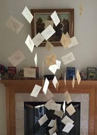 hogwarts letters by book bub allrecipes dish