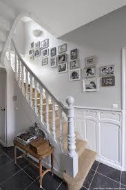 escalier peint en gris une demeure lilloise so british maison créative