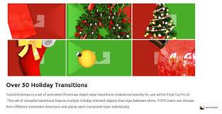 pixel film studios recently released transchristmas for final cut