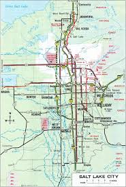 Sandy Utah Map by Interstate Guide Interstate 215 Utah