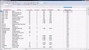 How To Create An Inventory Spreadsheet Free Seed Inventory Spreadsheet