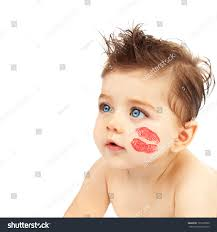photo cute baby boy red kiss stock photo 125267060 shutterstock