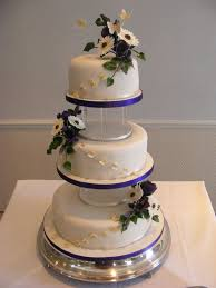 59 Best Purple Themed Wedding Cakes Images On Pinterest Themed