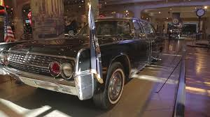 best limos in the world inside 50 years after jfk assassination his limo tells a story autoblog