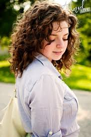 Easy Hairstyle For Wavy Hair by Best 25 Easy Curly Hairstyles Ideas On Pinterest Hairstyles