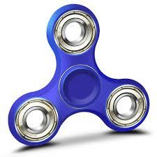 boxer dog fidget spinner tri spinner pro fidget spinner blue