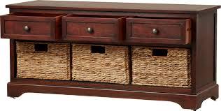 Wooden Benches With Storage Beachcrest Home Ardina Wood Storage Bench U0026 Reviews Wayfair