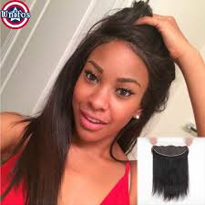 sew in with lace closure 13x4 ear to ear lace frontal closure