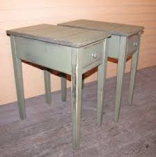 Shaker Style Nightstand Shaker End Tables Foter