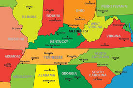 map ky and tn directions melonfest