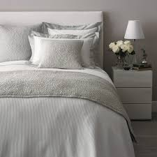genoa bed linen collection eucalyptus the white company
