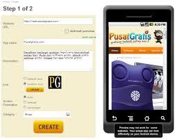 membuat aplikasi android video cara mudah membuat aplikasi android di appsgeyser pusat gratis