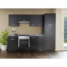 meuble de cuisine noir meuble cuisine avec evier pas cher 7 tonka cuisine compl232te