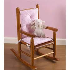 baby doll havenly soft childrens rocking chair cushions and pads
