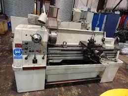 colchester triumph 2000 gap bed centre lathe 1st machinery