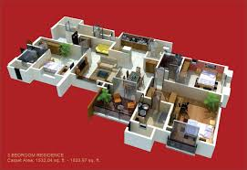 Luxury Apartment Floor Plans Trinity Towers Gera U0027s Trinity Towers Life Beyond Luxury