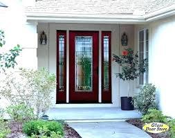front doors with side lights steel front door with sidelights and doors with sidelights door