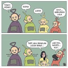Foto Meme Comic - meme comic teletubbies 18 meme comic indonesia humor lucu dan
