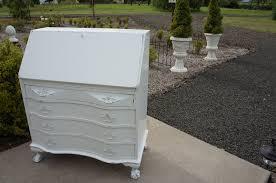 Chippendale Secretary Desk by European Flair Furniture Shop Store