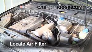 audi 1 8 l turbo air filter how to 2002 2008 audi a4 quattro 2002 audi a4