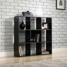 Sauder 5 Shelf Bookcase Assembly Instructions by Mainstays Organizer Bookcase Ebony Ash Walmart Com