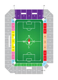 Greater Orlando Area Map by Orlando Pride Season Tickets Orlando City Soccer Club