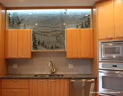 Glass Design For Kitchen Kitchen Cabinet Door Glass Vancouver By Studios