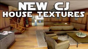 gta san andreas mods new cj house textures download youtube