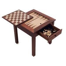 Chess Table And Chairs Outdoor Chess Table Plans Home Table Decoration