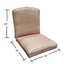 Outdoor Furniture Augusta Ga by Patio Chair Replacement Cushions Canada Patio Furniture Cushion