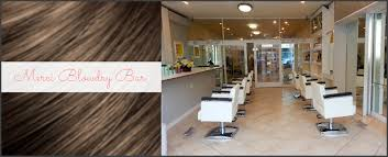 merci blowdry bar is a hair salon in los angeles ca