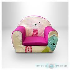 kids children u0027s comfy soft foam chair toddlers armchair seat