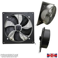 industrial exhaust fan motor industrial extractor external rotor motor axial ventilation fan wall