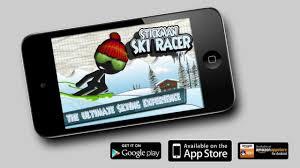 stickman ski racer youtube