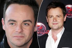 declan donnelly hair transplant ant mcpartlin tearfully asked best friend and tv co star declan