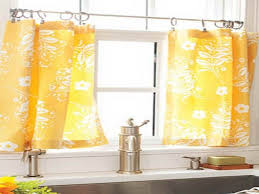 Kitchen Curtains Ikea by Mustard Colored Kitchen Curtains Custom Set Furniture