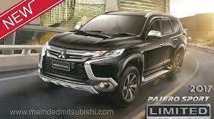 mitsubishi dakar 2017 pajero dakar limited edition tangerang dealer mitsubishi
