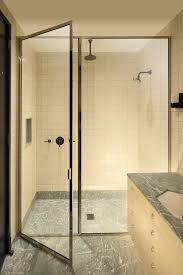 glasscraft for a contemporary bathroom with a hand crafted