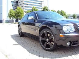 chrysler 300c black 300c incl 20 inch gmp buran matt black